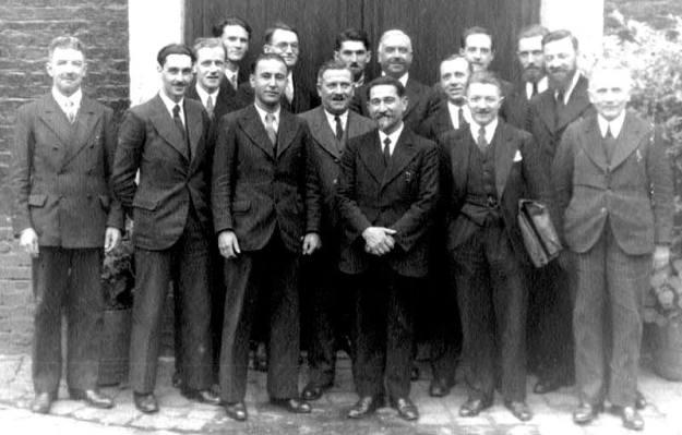 Elbeuf France 1936